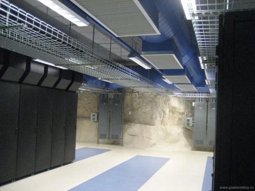 Iron Mountain Inc. - дата-центр в горе