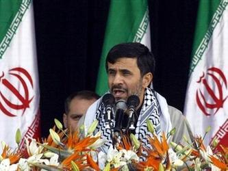 президент Ирана Махмуд Ахмадинеджад