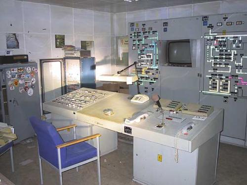 Стратегическое хранилище боеприпасов ГДР - Komplexlager 12