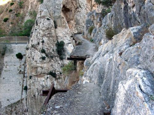Королевская тропа (El Caminito del Rey) - один из самых опасных маршрутов в мире