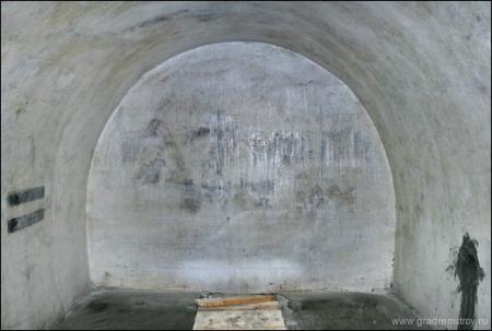 «Линия Арпада» - бункер в селе Грабивница2