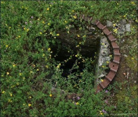 «Линия Арпада» - бункер в селе Грабивница