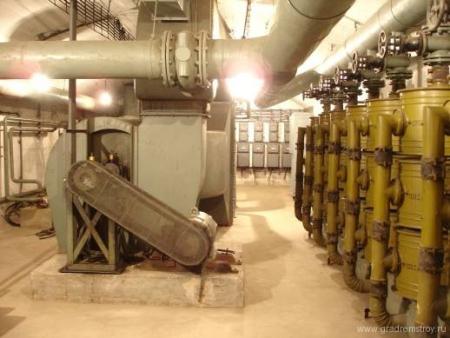 ядерный бункер LOSK 0101/1