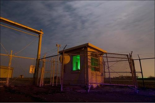 Lost America - Брошенный центр командования стратегической авиации в центральной Калифорнии