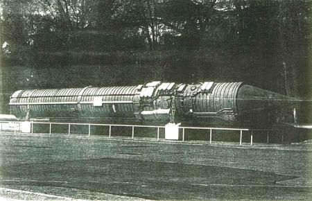 Командная ракета 15А11 системы Периметр