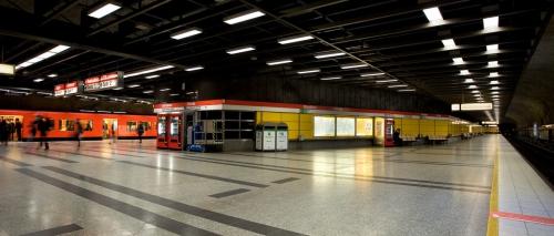 Метро в Хельсинки