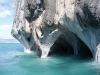 Мраморные пещеры в Чили (Las Cavernas de Marmol)