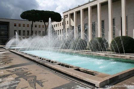 бункере Бенито Муссолини -Palazzo degli Uffici