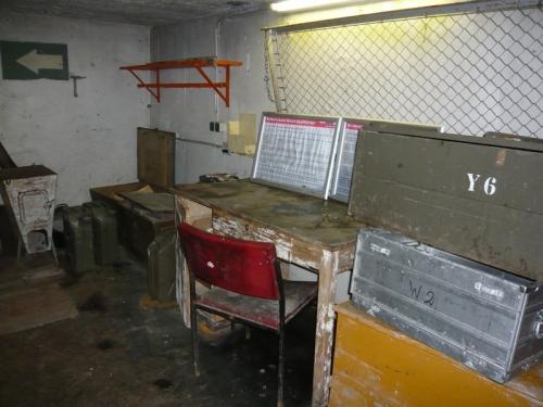 Музей бункеров (Bunkermuseum) в Вурценпассе (Австрия)