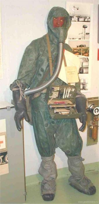 Музей гражданской обороны в Цюрихе