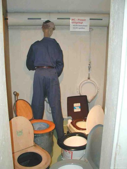 Музей гражданской обороны в Цюрихе4