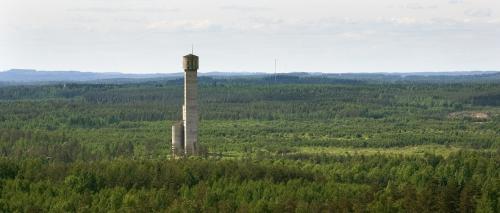 """Музей """"Старый рудник"""" (г. Оутокумпу, Финляндия)"""