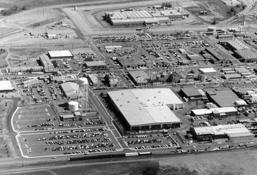 Музей холодной войны Rocky Flats (США)