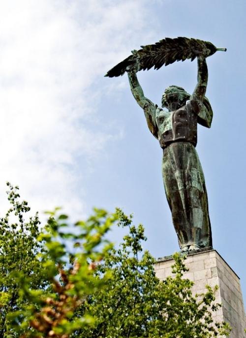 Памятник освобождению Венгрии, Будапешт