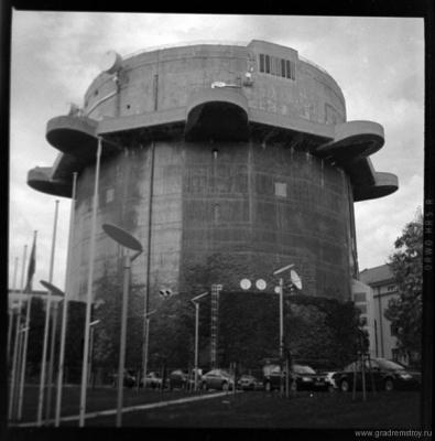 Немецкий проект Flakturm
