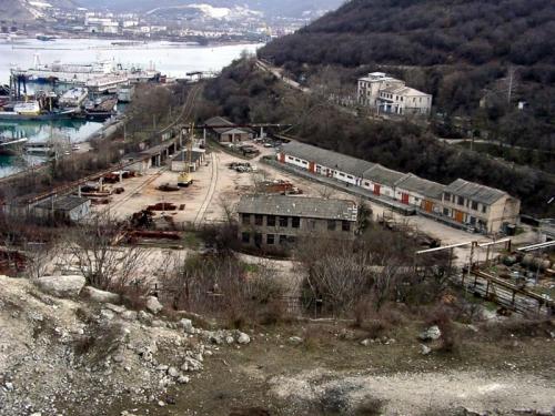 """Объект """"Крот"""" (Севастополь, Крым)"""
