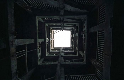 Остров-призрак Хашима (Гунканджима)