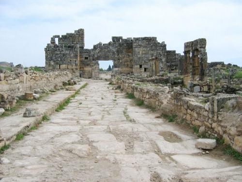 Памуккале – термальные источники Турции