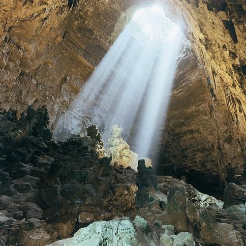 В Италии открыли пещерный отель Sassi di Matera