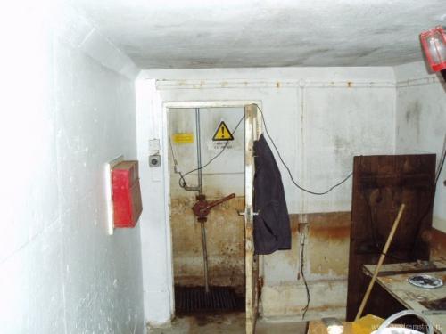 Подземный бункер Mistley в Эссекс (Англия)