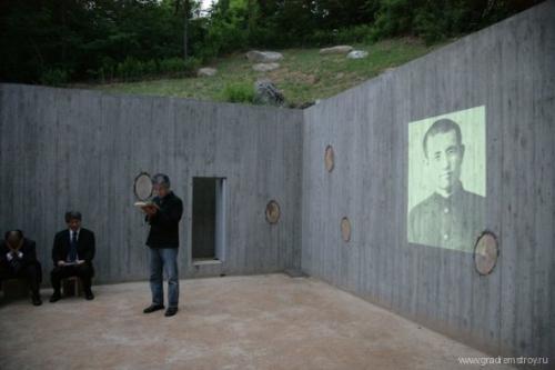 Подземный дом под Сеулом