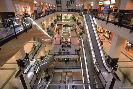 Подземный город в Монреале (montreal underground city)