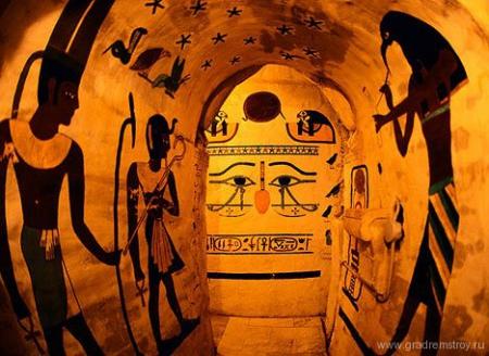 Подземный Храм Человечества -