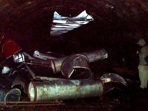 Подземный завод 4040 -Владивосток