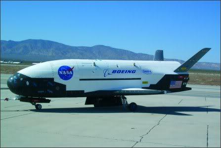 американский беспилотный космический корабль X-37B