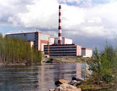 Полярные Зори и Кольская АЭС