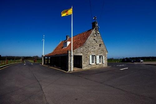 Правительственный бункер в Шотландии - Scotland`s Secret Bunker