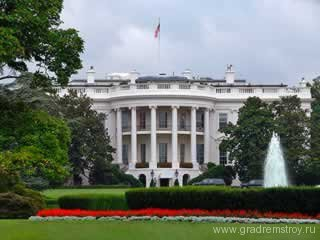 белый дом - США