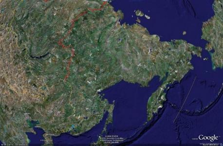 Дальневосточная зона ПВО - дальнее обнаружение