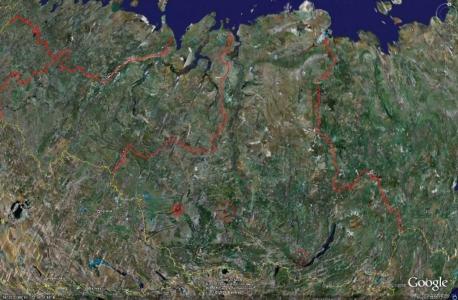 Сибирская зона ПВО