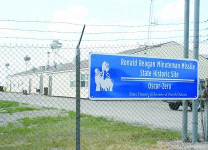 ракетная база Ronald Reagan Minuteman, Куперстаун, штат Северная Дакота