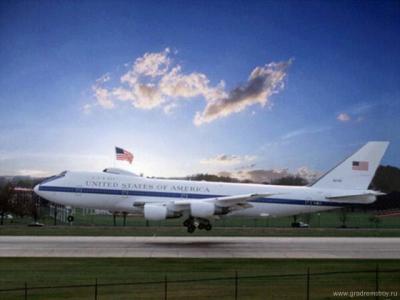 Самолет судного дня - E-4A - США
