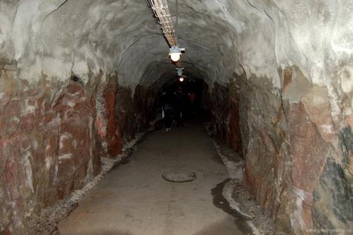 Шведский ядерный бункер Elefanten