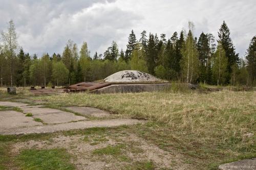 Советская ракетная база в ПЛОКЩЯЙ (PLOKSCIAI) (Латвия)