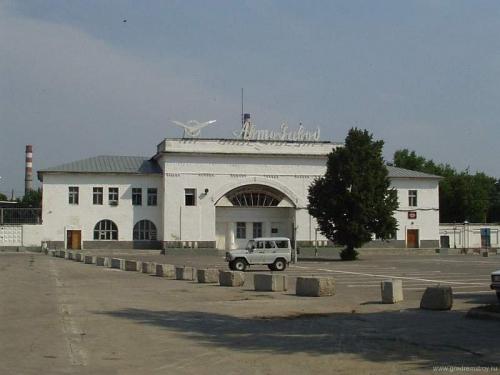 Бункер Сталина в Ульяновске