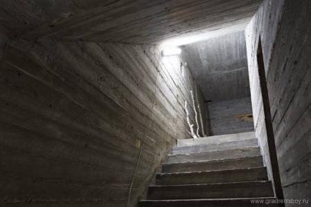 бункер в городе Хамм превращён в пентхаус бюро Archivol
