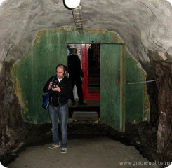 дом-бункер в Швеции