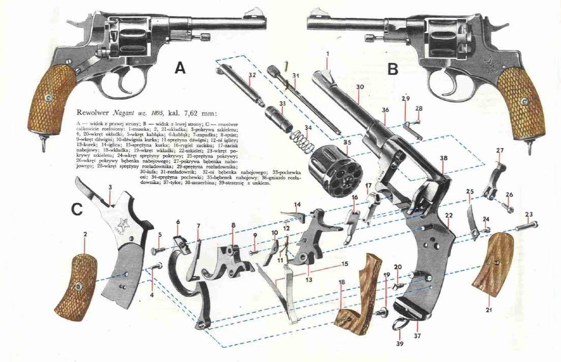 Как сделать огнестрельное оружие своими руками