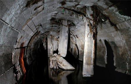 Тайны подземелий Москвы