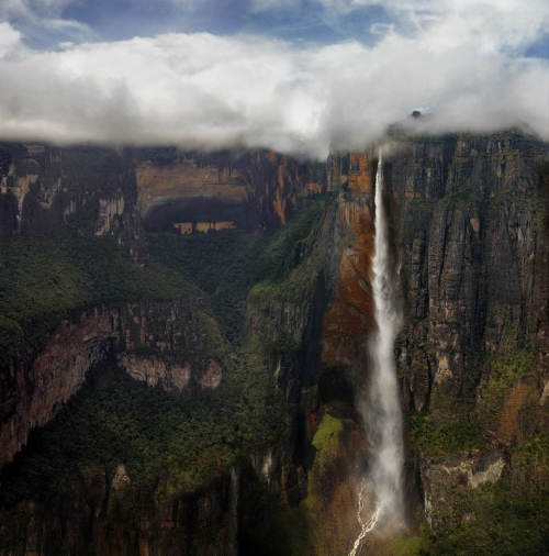 Тепуи – затерянный мир в Южной Америке