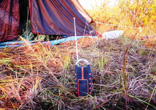 Тест радиоприемника Eton Scorpion SP-100 - Игорь Липин