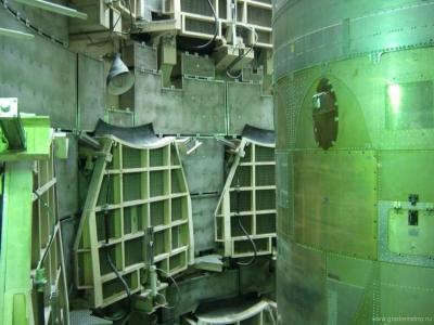 Музей шахта ракеты Titan-2 в штате Аризона