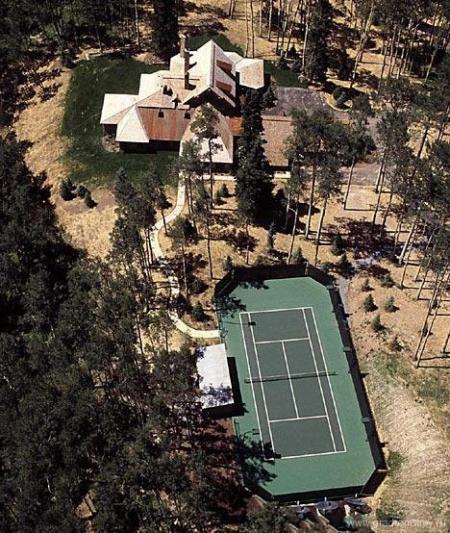 дом Тома Круза