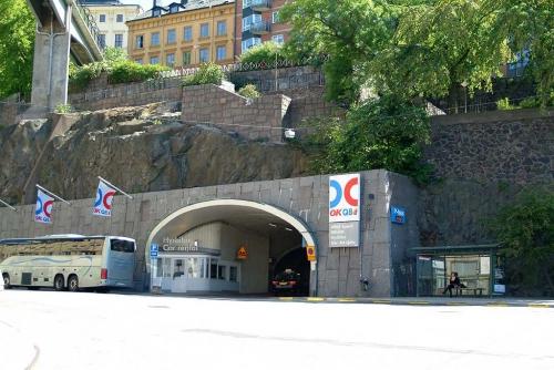 Убежище гражданской обороны Katarinaberget
