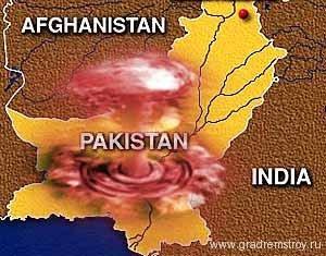 ядерная война между Индией и Пакистаном