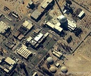 ядерный центр в Димон, Израиль